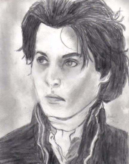 Johnny Depp por loka_rasmus